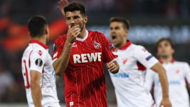 Cologne 0-1 Red Star: As it happened