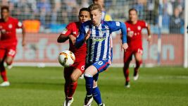 Watch: Weiser and Hertha continue to climb