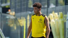 Sancho travels with Dortmund first-team