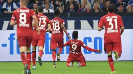 Schalke 1-1 Bayer Leverkusen - As it happened!