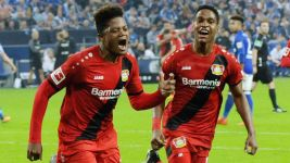 Leverkusen claim a point at Schalke
