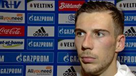"Watch: Goretzka: ""Have to thank Naldo!"""