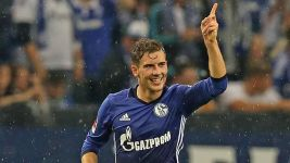 "Goretzka: ""I said I'd belt it in"""
