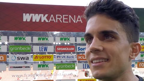 "Watch: Bartra: ""We can beat anyone"""