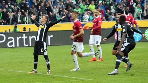 Previous meeting: Gladbach 2-1 Hannover
