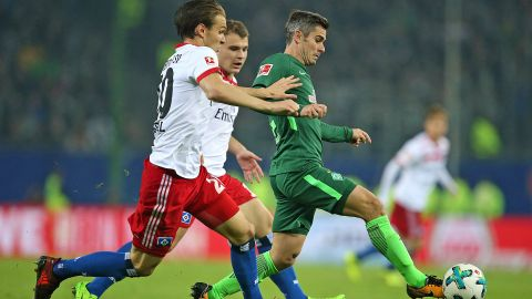 Watch: Hamburg 0-0 Bremen