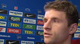 "Watch: Müller ""Frustrated and disappointed"""