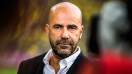 Dortmund's big Bosz man