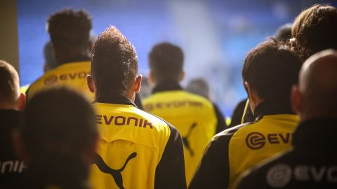 Watch out Bayern! BVB want your title...