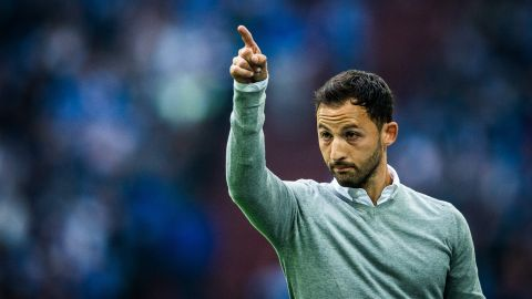 "Tedesco: ""Schalke is a club that stirs passions"""