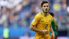 Hertha concerned for globetrotter Leckie