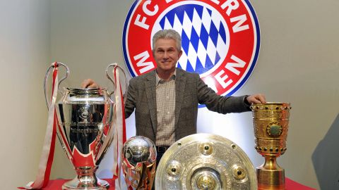 Watch: Bayern's treble-winning 2012/13 season