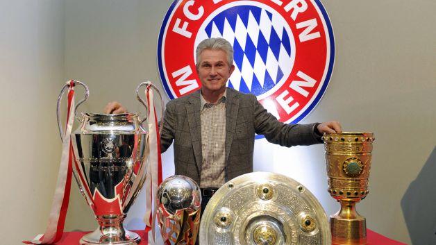 Bundesliga watch bayern s treble winning 2012 13 season - Last season bundesliga table ...