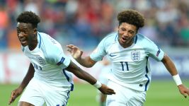 Sancho at the double in England win