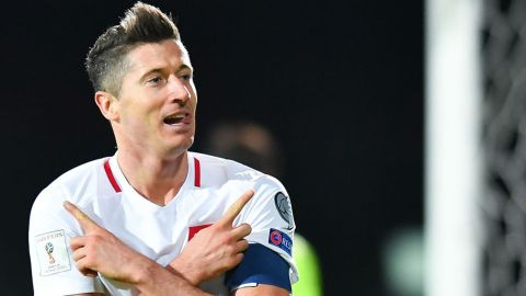 Lewandowski outshines Ronaldo as Europe's best