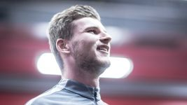 Timo Werner in contention
