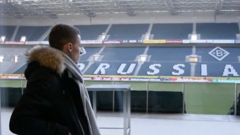 Watch: Thorgan Hazard's Roots