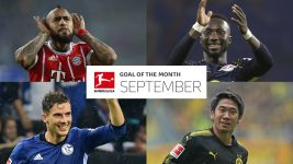 Watch: September Goal of the Month
