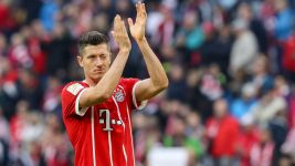 Lewandowski third-best in latest FIFA 18 update