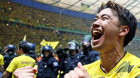 Big in Japan, bigger in Dortmund...