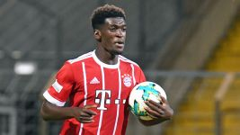 Bayern's Wriedt earns Ghana call-up