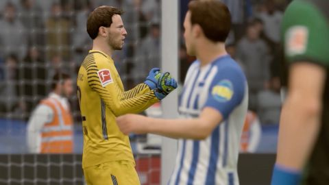 Watch: FIFA 18 predicts Hertha vs. Schalke
