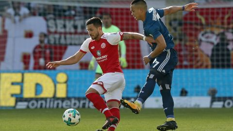 Fecha 8: Mainz 3-2 Hamburger