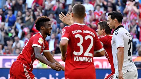 Previous meeting: Bayern 5-0 Freiburg