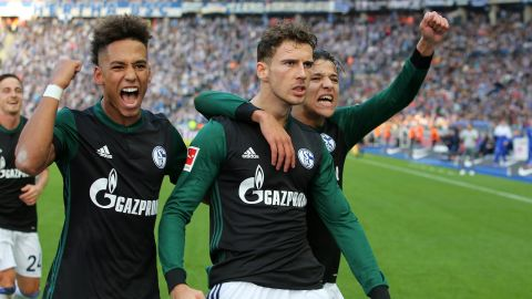 Capital gains for Schalke