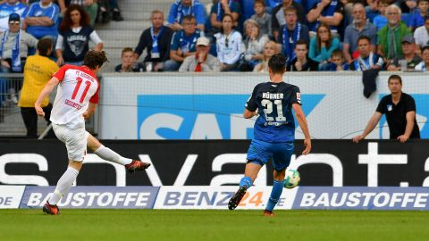 Previous meeting: Hoffenheim 2-2 Augsburg