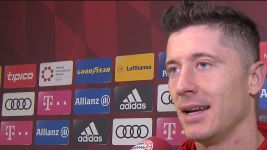 "Watch: Lewandowski ""I always give my best"""