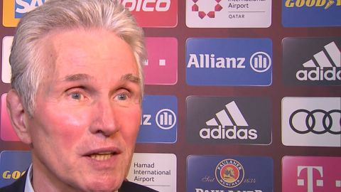 "Watch: Heynckes ""A special moment for me"""