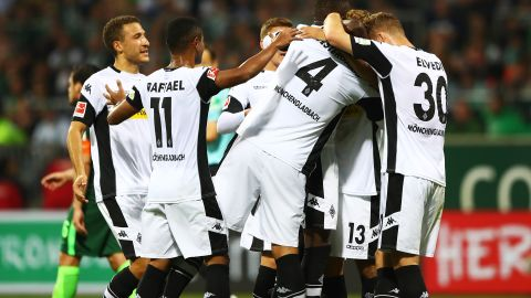 Bremen 0-2 Gladbach - as it happened!