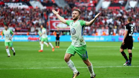 Previous meeting: Bayer Leverkusen 2-2 Wolfsburg