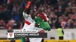 MD8 Man of the Matchday: Chadrac Akolo