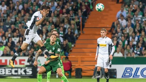 Previous meeting: Bremen 0-2 Gladbach
