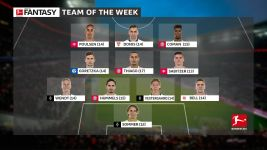Team of the week: Matchday 8