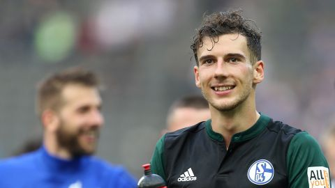 "Goretzka: Schalke back from ""blip"""