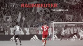 Müller: Best in the world without the ball?