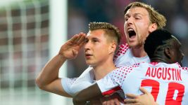 Leipzig see off Porto in five-goal thriller