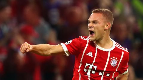 "Kimmich: ""I want to become a leader"""