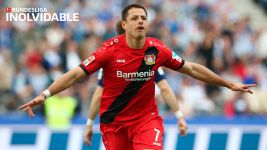 Inolvidable: Chicharito anota el gol 50.001