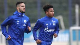 McKennie, Bentaleb back for Schalke