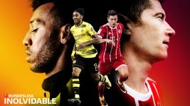 Inolvidable: Lewandowski vs. Aubameyang