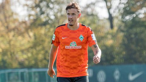 Max Kruse returns to training