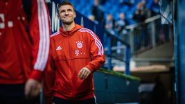 Müller to start vs. Hannover