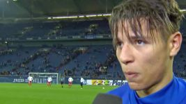 Watch: Harit encouraged by Schalke form