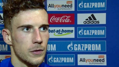 Watch: Goretzka talks purple patch