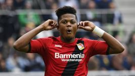 Watch: Leon Bailey - Leverkusen's shooting star