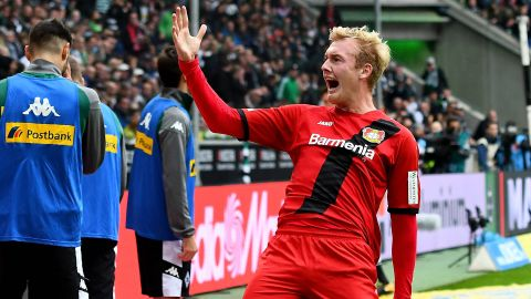 Julian Brandt committed to Leverkusen
